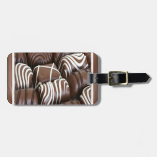 Box of Sweets Luggage Tag