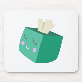 Box of Tissues Mouse Pad