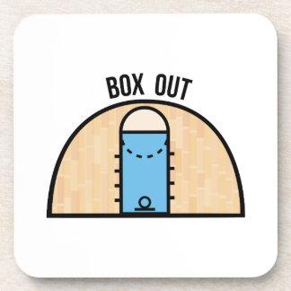 Box Out Coaster