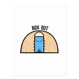 Box Out Postcard