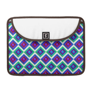 Box Pattern: COLD Color MacBook Pro Sleeves