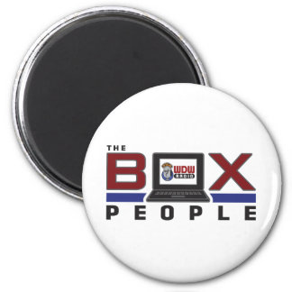 Box People Magnets
