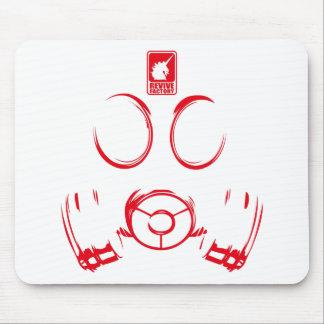 Box respirator (red)