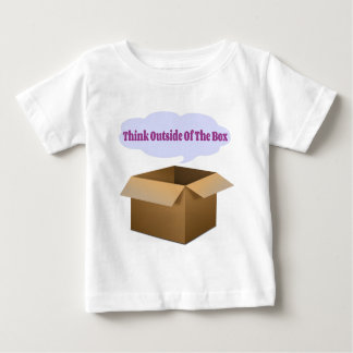 box slogan baby T-Shirt