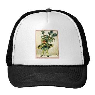 Box Tree Fairy Trucker Hat