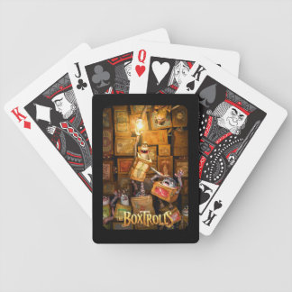 Box Trolls Playing Cards