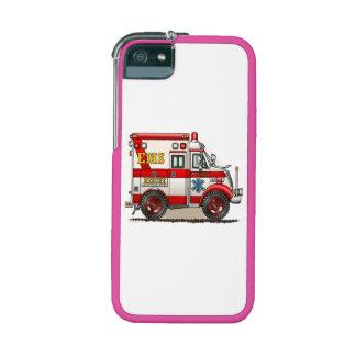 Box Truck Ambulance iPhone 5/5S Covers