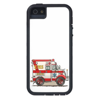 Box Truck Ambulance Case For iPhone 5