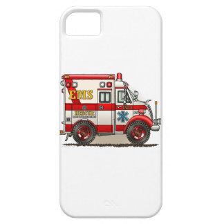 Box Truck Ambulance iPhone 5 Case