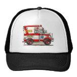Box Truck Ambulance Hat