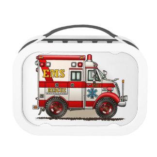 Box Truck Ambulance Yubo Lunchbox