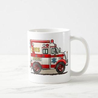Box Truck Ambulance Mug