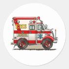 Box Truck Ambulance Sticker