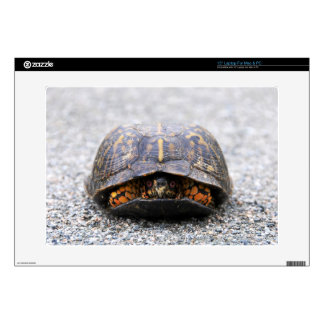 "Box Turtle 15"" Laptop Skins"