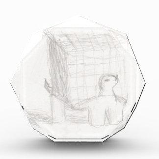 box turtle cube drawing Eliana Award