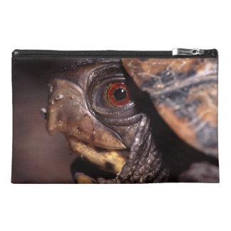 box turtle portrait travel accessories bags