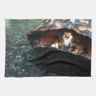 Box Turtle Towel