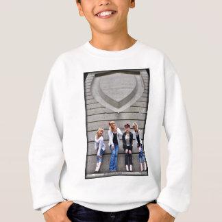 Box Wine Betty Girls Sweatshirt