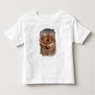 Box with plique-a-jour and cloisonne toddler t-shirt
