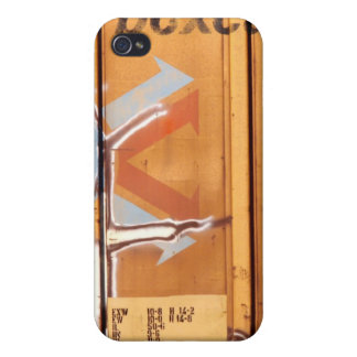 Boxcar iPhone 4 Cover