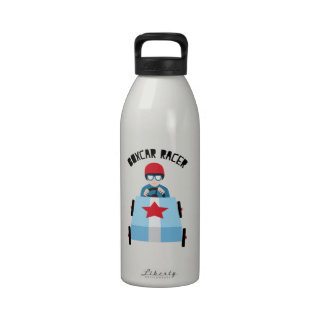 Boxcar Racer Reusable Water Bottles