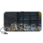 Boxcar Tagged Art Mp3 Speakers