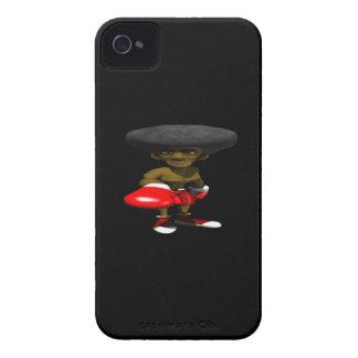 Boxeador 2 Case-Mate iPhone 4 fundas