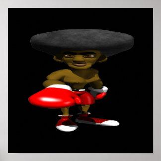 Boxeador 2 poster