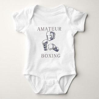 Boxeador aficionado camisas