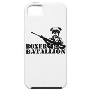 Boxeador Batallion iPhone 5 Case-Mate Cobertura