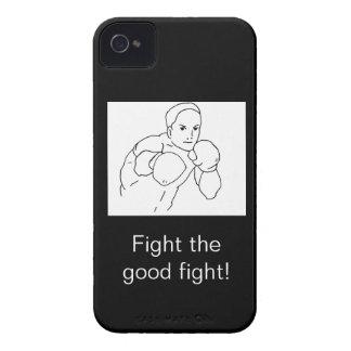 Boxeador de la recuperación funda para iPhone 4