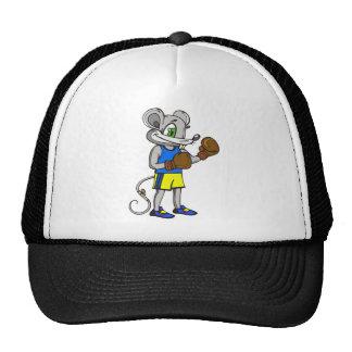 Boxeador del ratón gorra