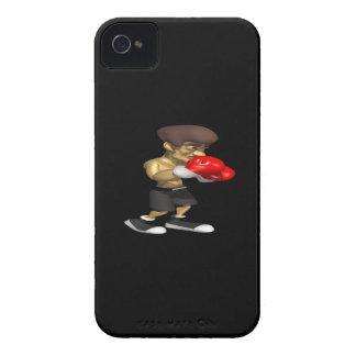Boxeador Case-Mate iPhone 4 Cobertura