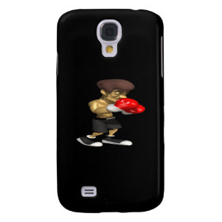 Boxeador Funda Para Galaxy S4
