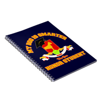 Boxeador Libro De Apuntes Con Espiral