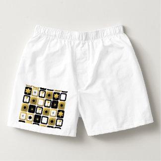 Boxeadores del algodón de los hombres atractivos calzoncillos