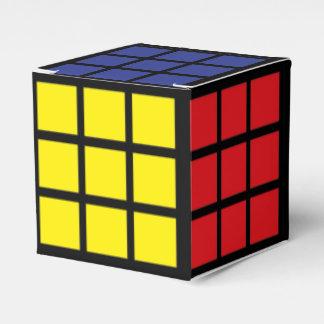 Boxed Colors Favor Box