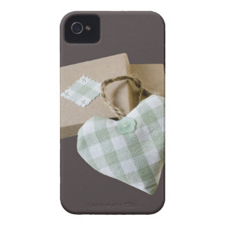 Boxed Heart Save the Date Case-Mate iPhone 4 Case