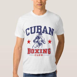Boxeo cubano playeras