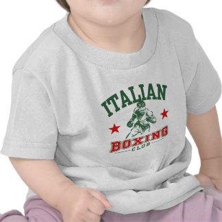 Boxeo italiano camiseta