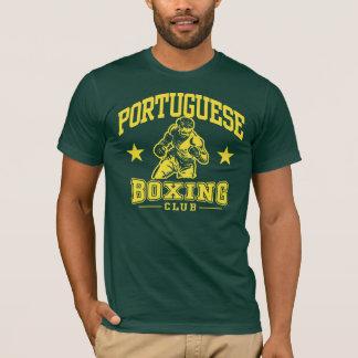 Boxeo portugués playera
