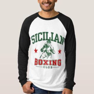 Boxeo siciliano playera