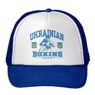 Boxeo ucraniano gorra