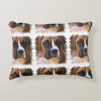 boxer-11 accent pillow