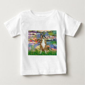 Boxer 1cr - Lilies 2 Baby T-Shirt
