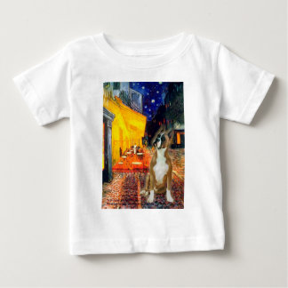 Boxer 1cr - Terrace Cafe Baby T-Shirt