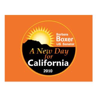 BOXER 2010 Postcard