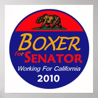 BOXER 2010 Poster