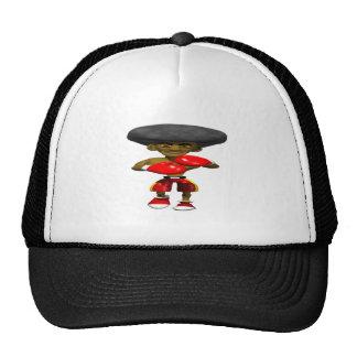 Boxer 3 trucker hat