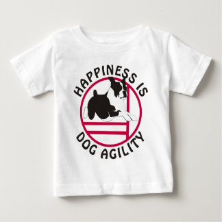 Boxer Agility Happiness T Shirt